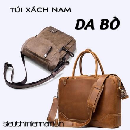 Túi Xách Nam Da Bò