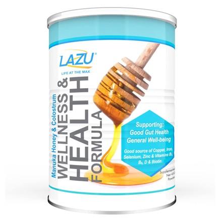 Sữa Non Mật Ong Manuka Xuất Xứ New Zealand (LAZU-Wellness & Health Formula)