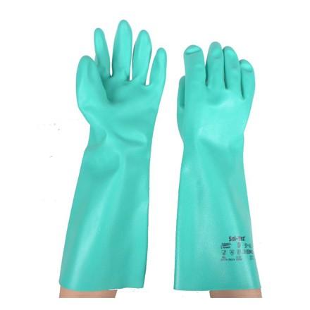 Găng tay rửa chén chống ăn mòn của xà phòng và chất tẩy