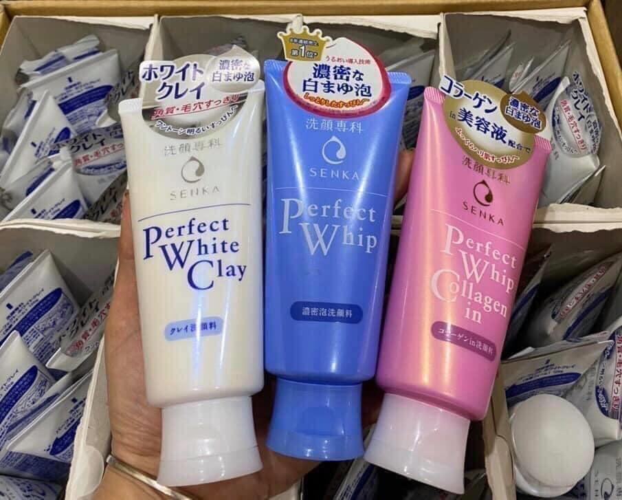 Senka Perfect Whip Collagen