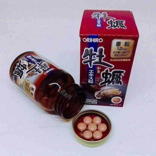 Hàu tươi Orihiro hỗ trợ tăng cường sinh lý nam 1