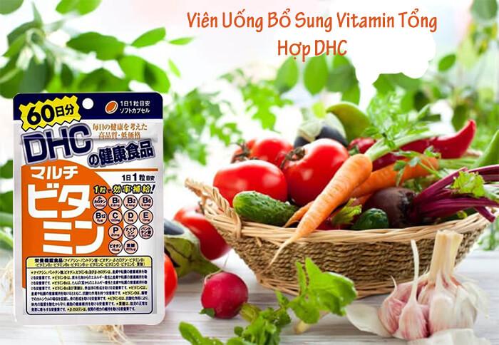 Vitamin tổng hợp DHC Nhật Bản