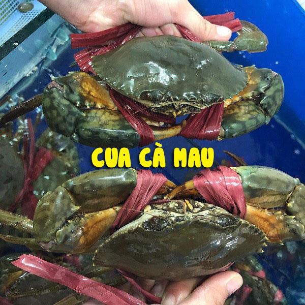 Cua Cà Mau