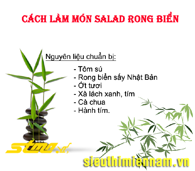salad nhật bản