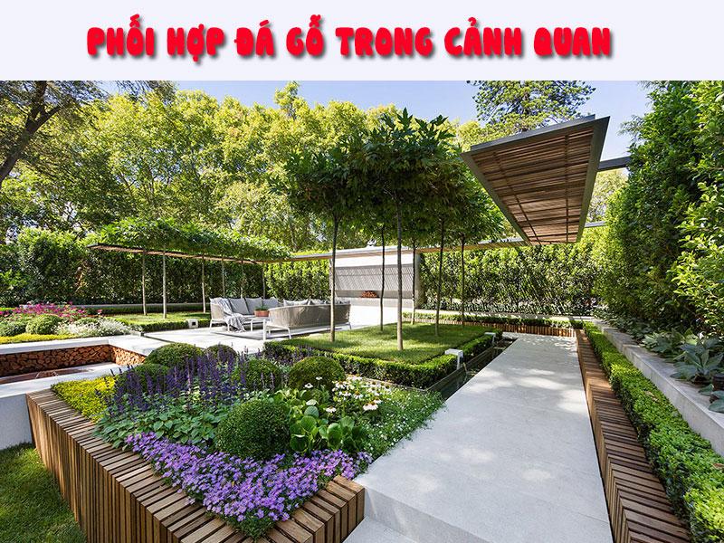 Tư duy thiết kế thi công sân vườn biệt thự