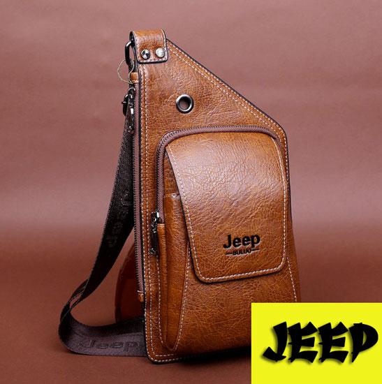 mẫu túi xách nam Jeep