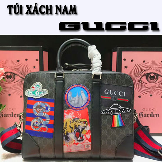 thương hiệu túi xách nam Gucci